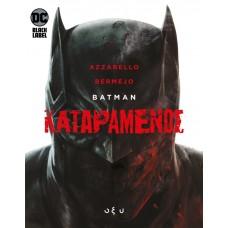 Batman: Καταραμένος - Brian Azzarello