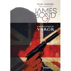James Bond 007: Επιχείρηση VARGR (επίτομο 1-6) - Ellis Warren